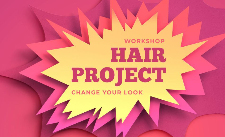 The Hair Project: tecniche e segreti del cambio look!